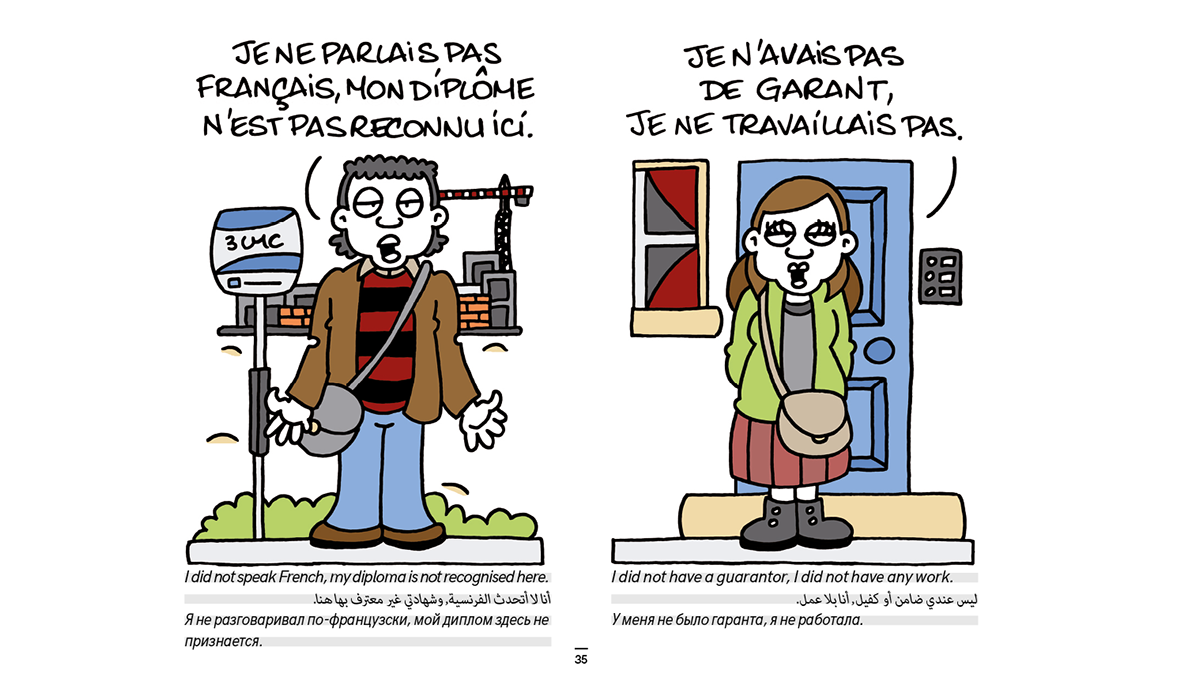 Guide Du Refugie Bande Dessinee035