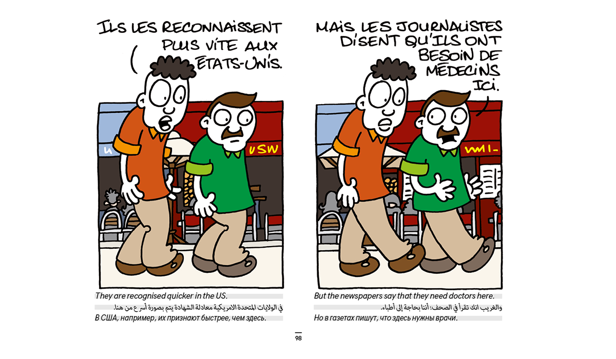 Guide Du Refugie Bande Dessinee098