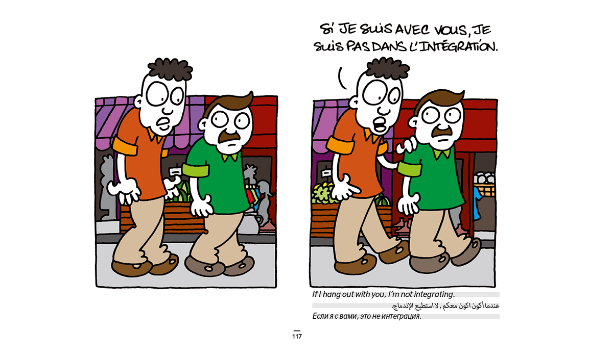 Guide Du Refugie Bande Dessinee117